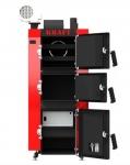 Kraft S 20 кВт Твердотопливный котел