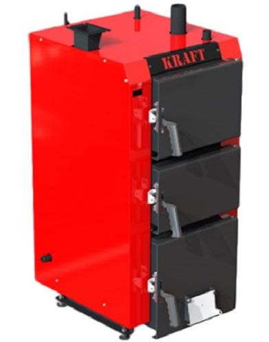 Kraft S 30 кВт Твердотопливный котел