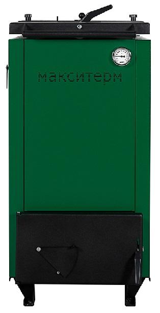 Шахтный котел длительного горения Макситерм 12 кВт