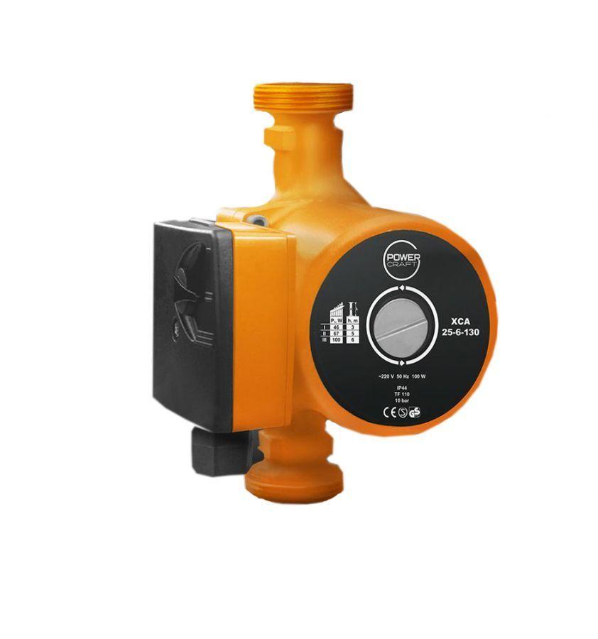 Циркуляционный насос для системы отопления POWERCRAFT XCA 25-4-130