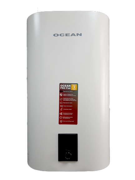 Плоский бойлер OCEAN FLAT RZB80M ET+WT