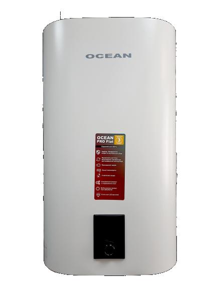 Плоский бойлер OCEAN FLAT RZB100M ET+WT