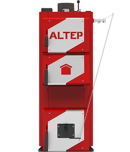 Котел твердотопливный Altep Classic/Classic Plus 16 квт
