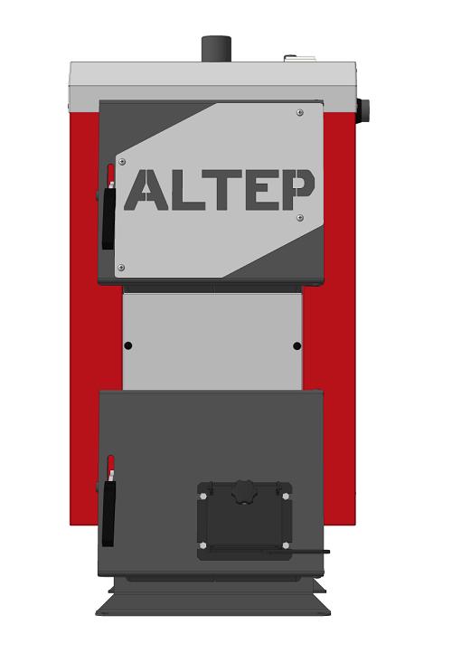 Котел твердотопливный Altep MINI 12 кВт