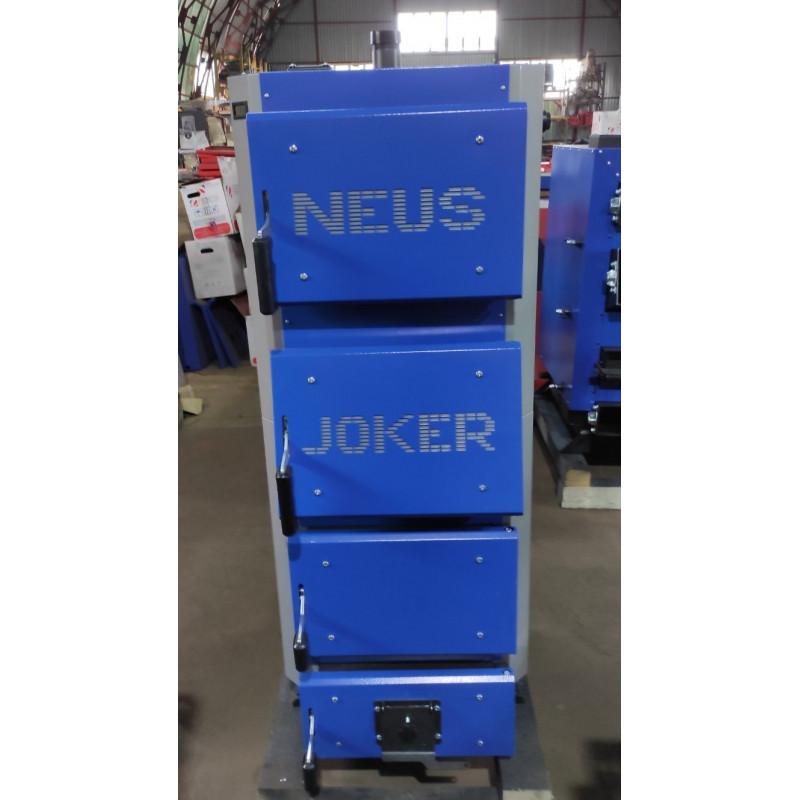 Котел твердотопливный Неус Joker 40 квт
