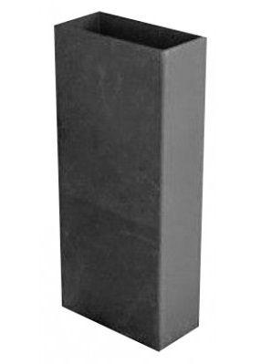 Подовжувач  прямокутного димоходу 100х200