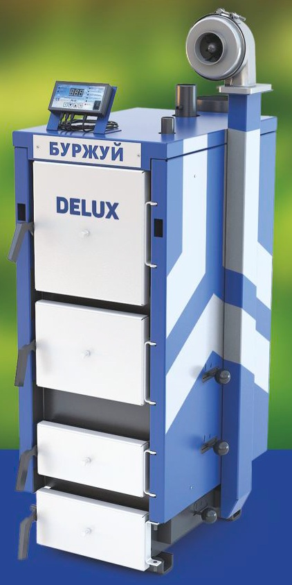 Буржуй Delux-14